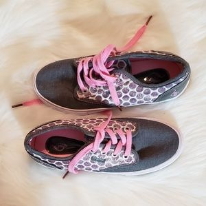 Baby Phat shoes size 3 (girl)